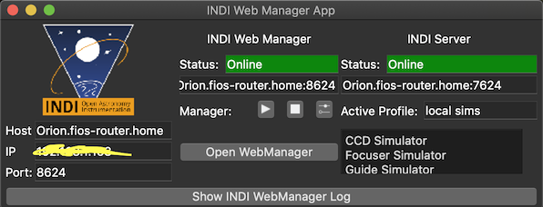 A new INDI WebManager App for Mac OS X and Linux - INDI Forum